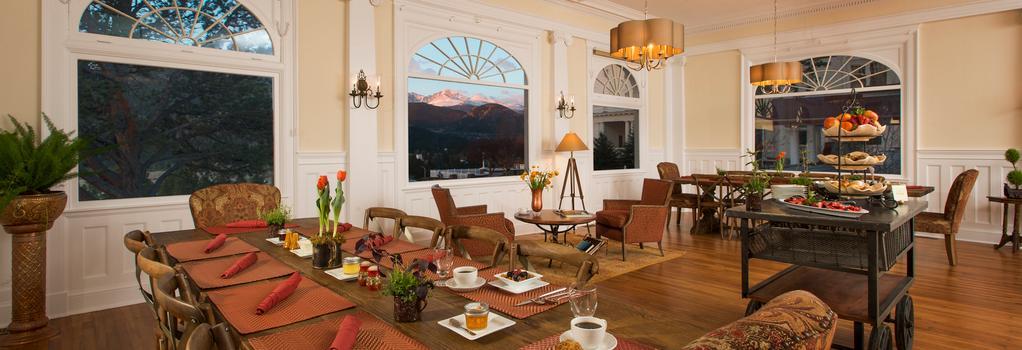 Stanley Hotel - Estes Park - Restaurant