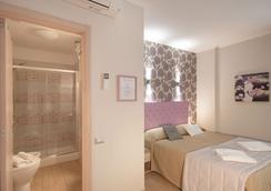 Rome King Suite - Rome - Bedroom