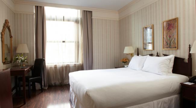 Avalon Hotel - New York - Bedroom