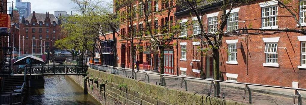 Le Ville Hotel - Manchester - Building