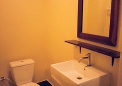 The Outside Inn - Ubon Ratchathani - Bathroom