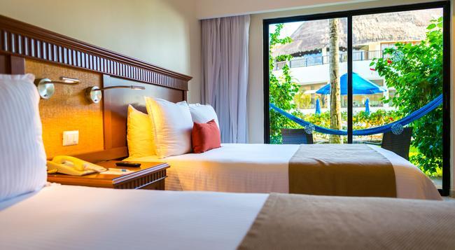 The Reef Coco Beach Resort - Playa del Carmen - Bedroom