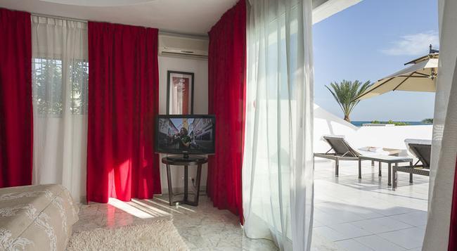 The Sindbad - Hammamet - Bedroom