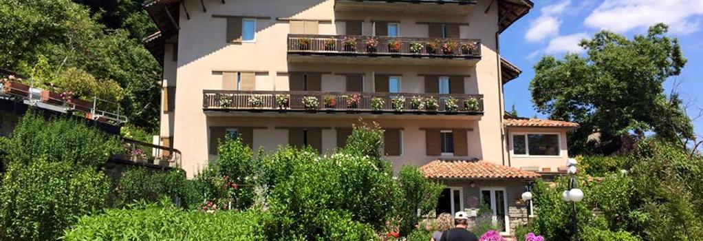 Hotel Parco Erosa - Abbadia San Salvatore - Building