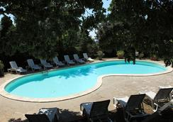 Hotel Parco Erosa - Abbadia San Salvatore - Pool