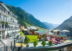 Hotel Fliana - Ischgl - Pool