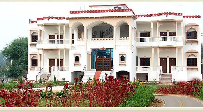Hotel Sonar Haveli - Bharatpur - Building