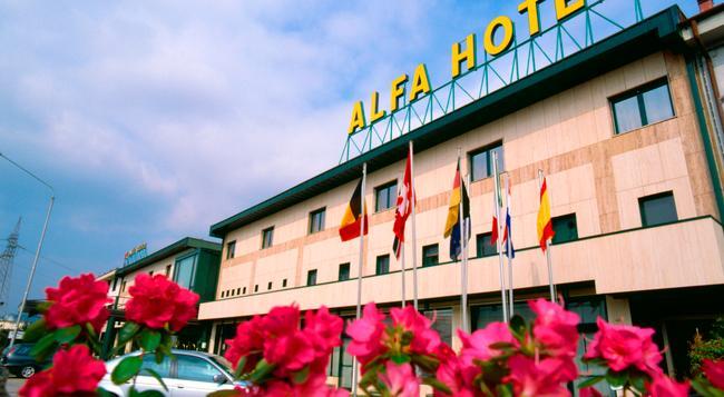 Alfa Fiera Hotel - Vicenza - Building