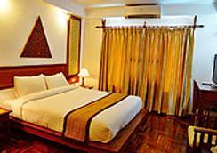 Chanthapanya Hotel - Vientiane - Bedroom