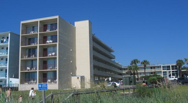 The Oceanfront Viking Motel - Myrtle Beach - Building