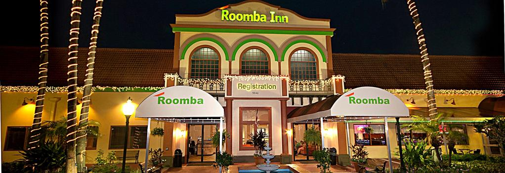 Roomba Inn & Suites at Old Town - Kissimmee - Building