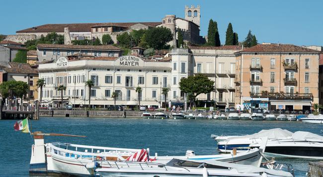 Hotel Mayer & Splendid - Desenzano del Garda - Outdoor view