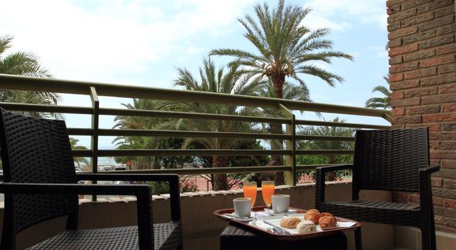 Hotel Albahia Alicante - Alicante - Bedroom