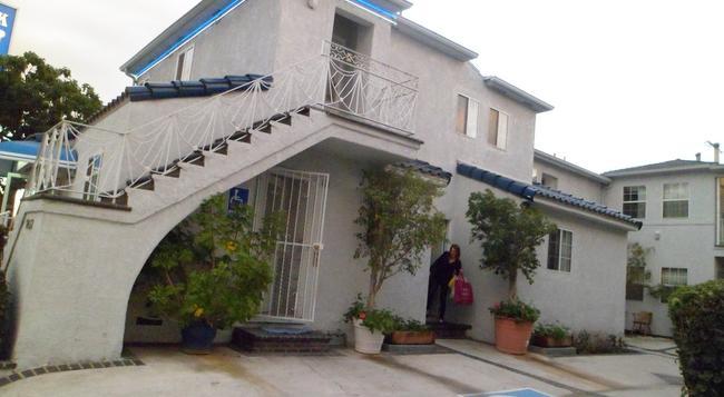Ocean Park Inn - Santa Monica - Building