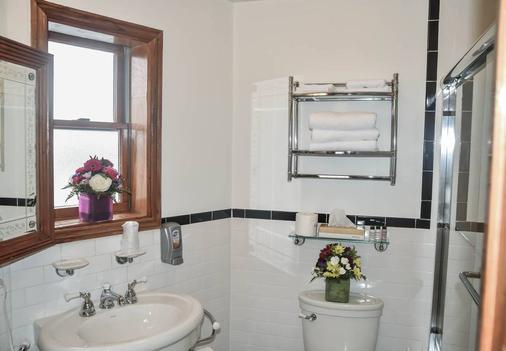 Blue Moon Boutique Hotel - New York - Bathroom