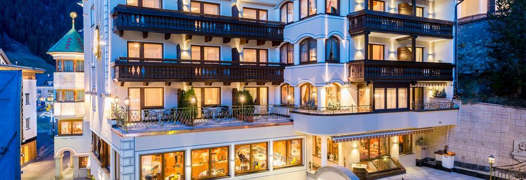 Hotel Sonne - Ischgl - Building