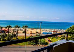Kleopatra Beach Hotel - Alanya - Beach