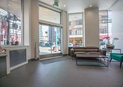Grant Plaza Hotel - San Francisco - Lobby
