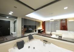 Hotel Galaxy - Timisoara - Bathroom