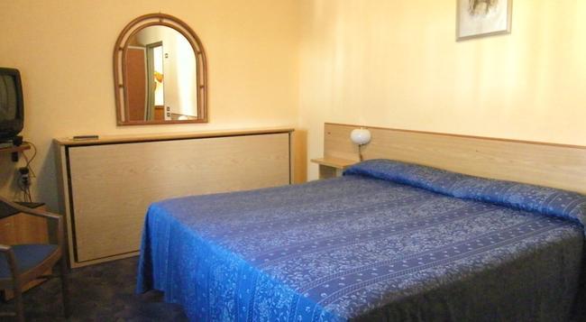 Hotel Astoria - Altopascio - Bedroom