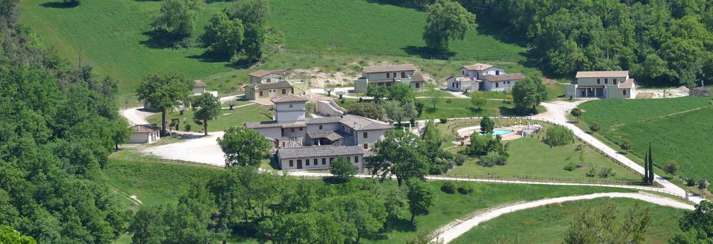 Valle Rosa Country House - Spoleto - Building