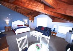 Boston Yacht Haven Inn & Marina - Boston - Bedroom
