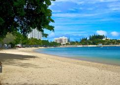 Hotel Beaurivage - Nouméa - Beach