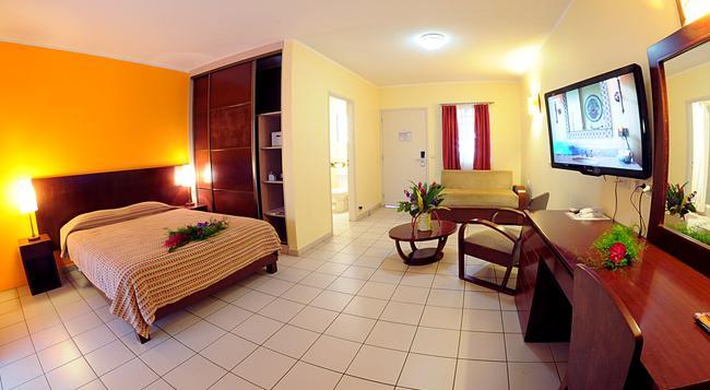 Hotel Koniambo - Kone - Bedroom