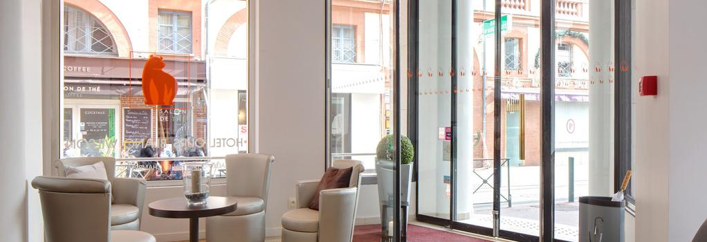 Ours Blanc-Wilson - Toulouse - Lobby