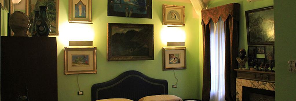 B&B The Home Villa Leonati Art And Garden - Padua - Bedroom