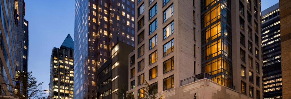 Executive Hotel Le Soleil - Vancouver - Building