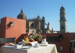 Hotel Bellas Artes - Jerez de la Frontera - Restaurant