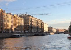 Soul Kitchen Hostel - Saint Petersburg - Outdoor view