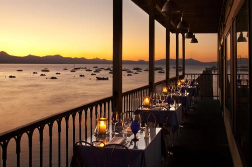 The Beach Retreat & Lodge at Tahoe - South Lake Tahoe - Restaurant