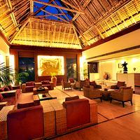 Vedic Village Spa Resort Lobby Sitting Area