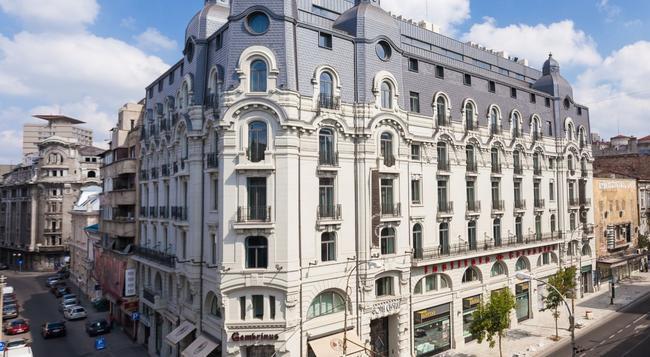 Hotel Cismigiu - Bucharest - Building