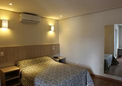 Golden Hotel - Chapeco - Bedroom