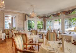 Seetelhotel Hotel Esplanade - Heringsdorf - Restaurant