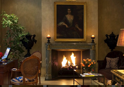 San Domenico House - London - Lounge