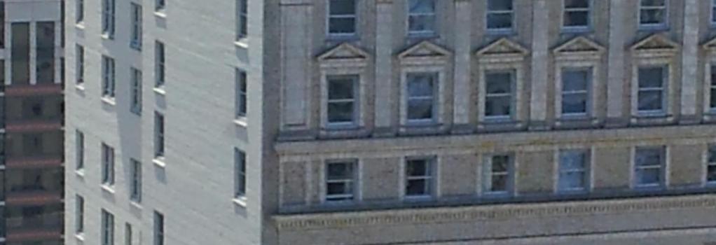 Clift - San Francisco - Building