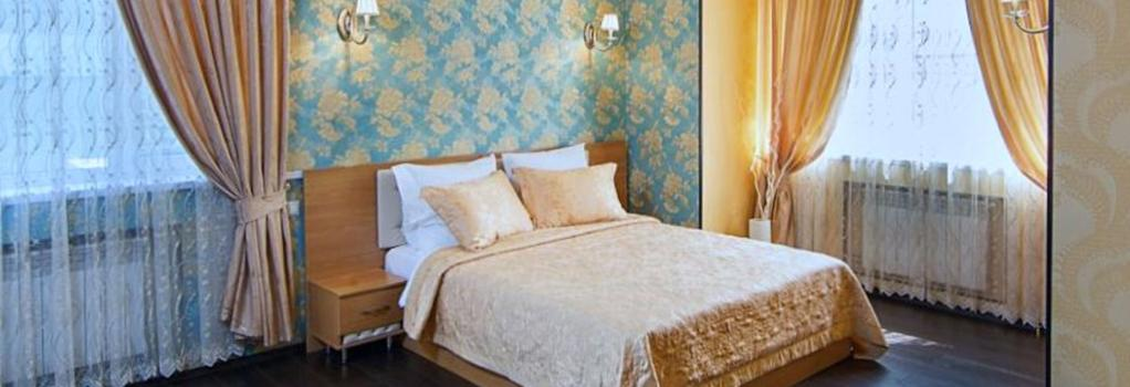 City Hotel - Moscow - Bedroom