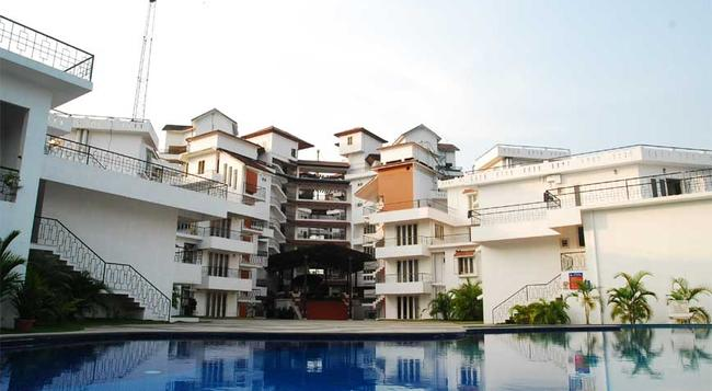 Mermaid Hotel - Kochi - Building