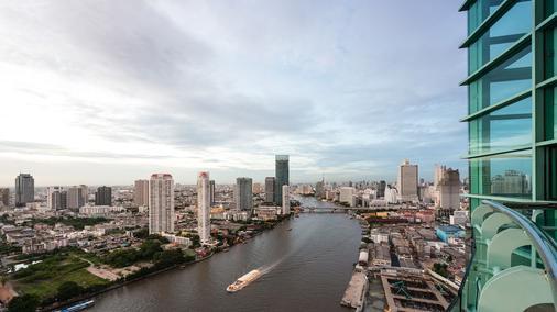 Chatrium Hotel Riverside Bangkok - Bangkok - Outdoor view