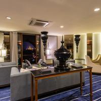 Chatrium Hotel Royal Lake Yangon Executive Lounge