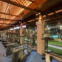 Chatrium Hotel Royal Lake Yangon Health club