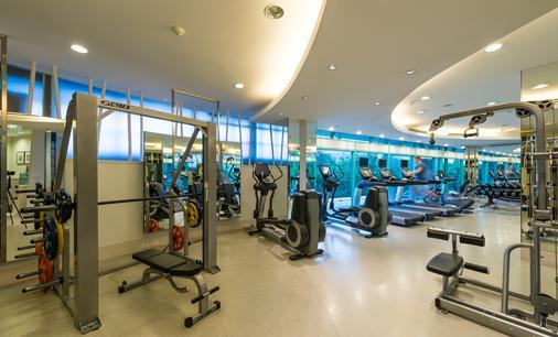 Chatrium Hotel Riverside Bangkok - Bangkok - Gym