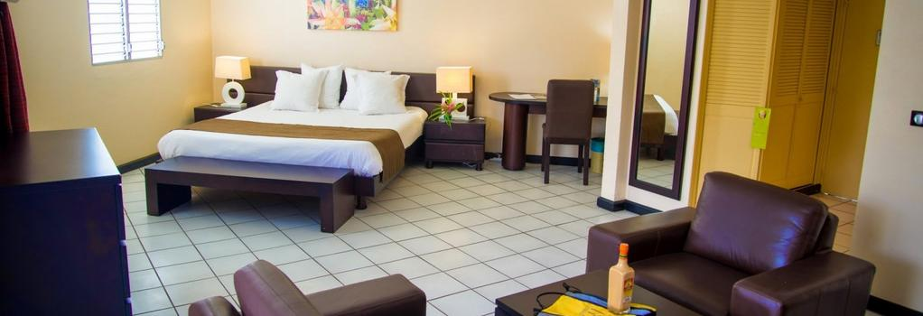Canella Beach Hotel - Le Gosier - Bedroom
