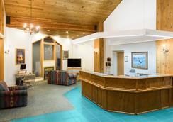 Days Inn Butte - Butte - Lobby