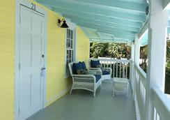 Duval Gardens - Key West - Patio