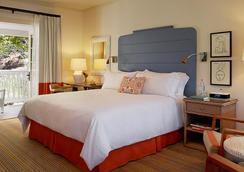 Indian Springs Resort & Spa - Calistoga - Bedroom